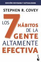 los 7 habitos de la gente altamente efectiva-stephen r. covey-9788449324949