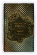 memories d idhun iii. panteo-laura gallego garcia-9788466114349