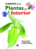 (pe) cuidados de las plantas de interior olga marino 9788466210249