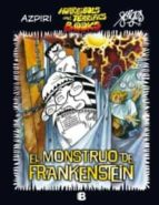 el monstruo de frankenstein (horreibols and terrifics books)-alfonso azpiri-9788466646949