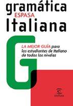 gramatica italiana 9788467027549