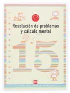 cuaderno de problemas 15 (5º educacion primaria) 9788467507249