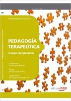 cuerpo de maestros. pedagogía terapeútica. programación didáctica 9788468143149