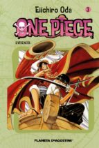 one piece nº 3 eiichiro oda 9788468471549