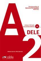 preparacion dele a2 - libro + cd-9788477116349
