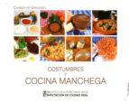costumbres y cocina manchega carmen de gregorio 9788477893349