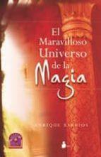 el maravilloso universo de la magia enrique barrios 9788478088249