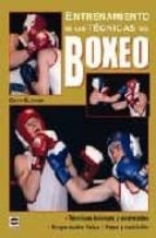 entrenamiento de las tecnicas del boxeo: tecnicas basicas y avanz adas; preparacion fisica; peso y nutricion gary blower 9788479027049