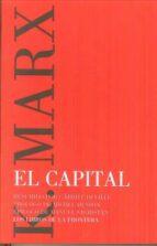 el capital (ed. resumida) karl marx 9788482550749