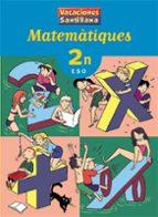 vacances matematiques (2º eso)-9788484356349
