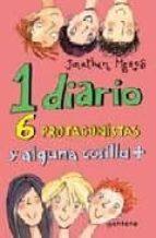 1 Diario 6 protagonistas y alguna cosilla + EPUB MOBI 978-8484411949
