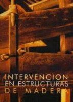 intervencion en estructuras de madera 9788487381249