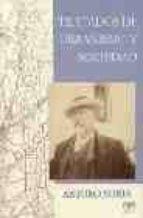 tratados de urbanismo y sociedad-arturo soria-9788489142749