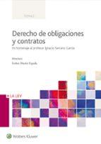 derecho de obligaciones y contratos esther muñiz espada 9788490204849