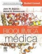 bioquímica médica, 4ª ed.-9788490228449