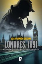 londres, 1891 (ebook)-juan ramon biedma-9788490697849