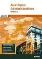 AUXILIARES ADMINISTRATIVOS TEMARIO 1