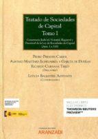 tratado de sociedades de capital, 2 tomos pedro prendes carril 9788491525349