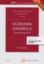 civitas: economía española. una introducción (3ªed)-jose luis garcia delgado-9788491528449