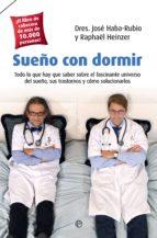 sueño con dormir (ebook)-jose haba-rubio-raphael heinzer-9788491643449