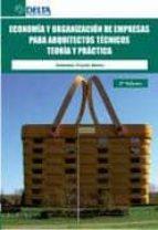 economia y organizacion de empresas para arquitectos tecnicos: li bro de practicas-sebastian truyols mateu-9788492453849