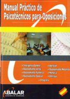 manual practico de psicotecnicos para oposiciones 9788492800049