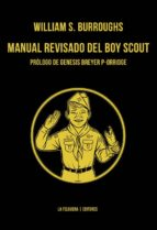 manual revisado del boy scout william s. burroughs 9788494420849