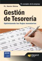 gestion de tesoreria: optimizando los flujos monetarios-francesc xavier olsina-9788496998049