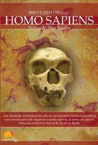 homo sapiens (breve historia del...)-fernando diez martin-9788497637749