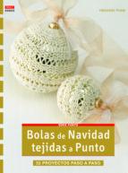 bolas de navidad tejidas a punto friederike pfund 9788498742749