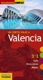 un corto viaje a valencia 2017 (guiarama compact) silvia roba 9788499359649