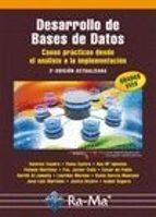 desarrollo de bases de datos.-dolores cuadra fernandez-9788499641249
