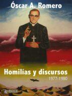 homilias y discursos (ebook)-oscar a. romero-9788899214449