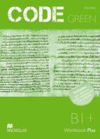 code green b1 (workbook plus mpo cd pack)-9789604472949