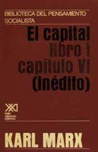 el capital t\/1 v\/6 inedito 9789682300349