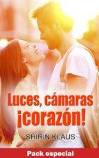luces, cámaras, ¡corazón! (pack completo) (ebook)-cdlap00008349