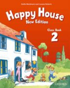 happy house 2 class book 2ed (happy earth)-stella maidment-lorena roberts-9780194730259