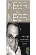 Negri on negri 978-0415968959 DJVU FB2 EPUB