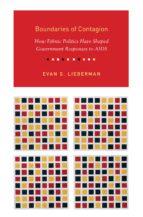 boundaries of contagion (ebook)-evan s. lieberman-9781400830459
