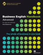 business english handbook adv pack 9781405086059