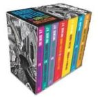 harry potter boxed set: the complete collection adult paperback j.k. rowling 9781408898659