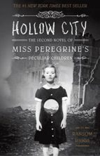 hollow city: the second novel of miss peregrine s children-ransom riggs-9781594747359