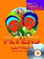 El libro de Listen & learn english flyers cdr pack autor VV.AA. TXT!