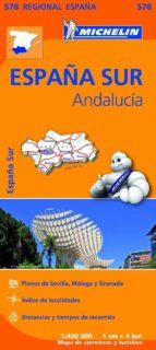 mapa regional andalucia 9782067184459