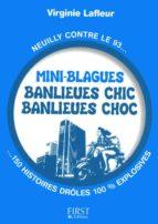 le petit livre de - mini blagues banlieues chic, banlieues choc (ebook)-virginie lafleur-9782754026659