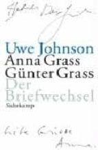 der briefwechsel-gunter grass-ana langer glass-9783518419359