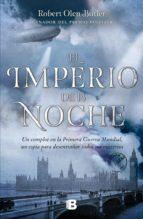 el imperio de la noche (serie de christopher marlowe cobb 3) (ebook) robert butler 9786073163859