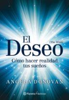 (pe) el deseo (the wish) angela donovan 9788408109259