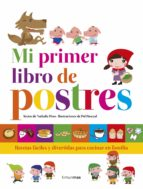 mi primer libro de postres-nathalie pons-9788408152859