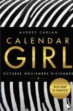calendar girl 4 audrey carlan 9788408173359